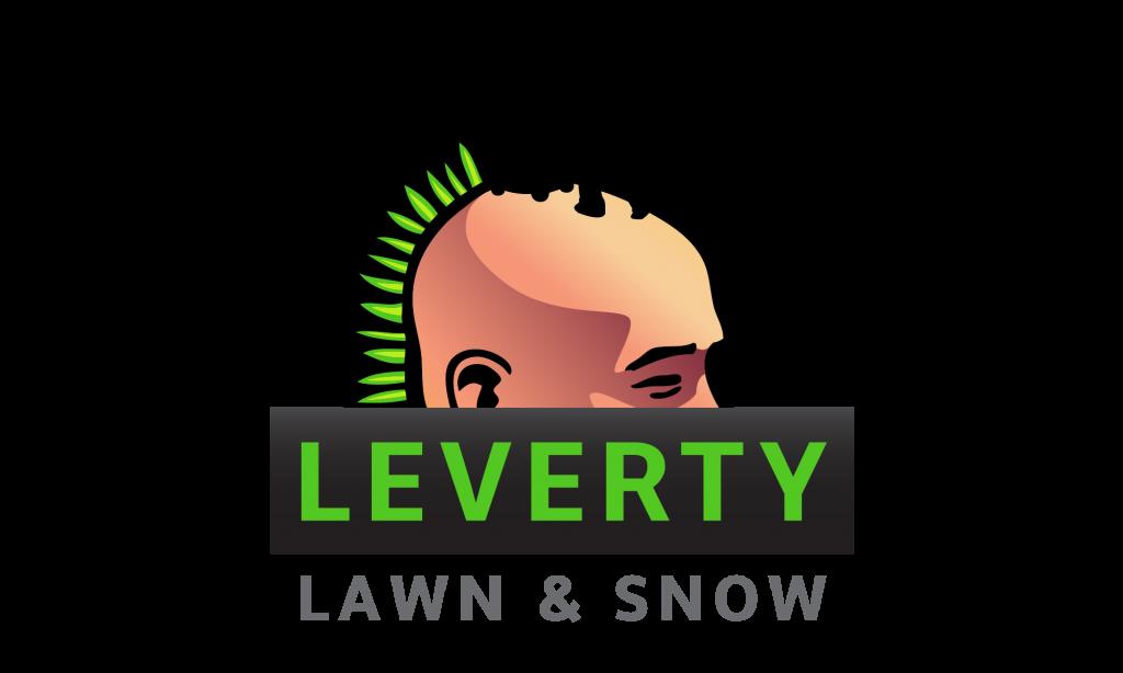 Leverty Lawn & Snow Logo