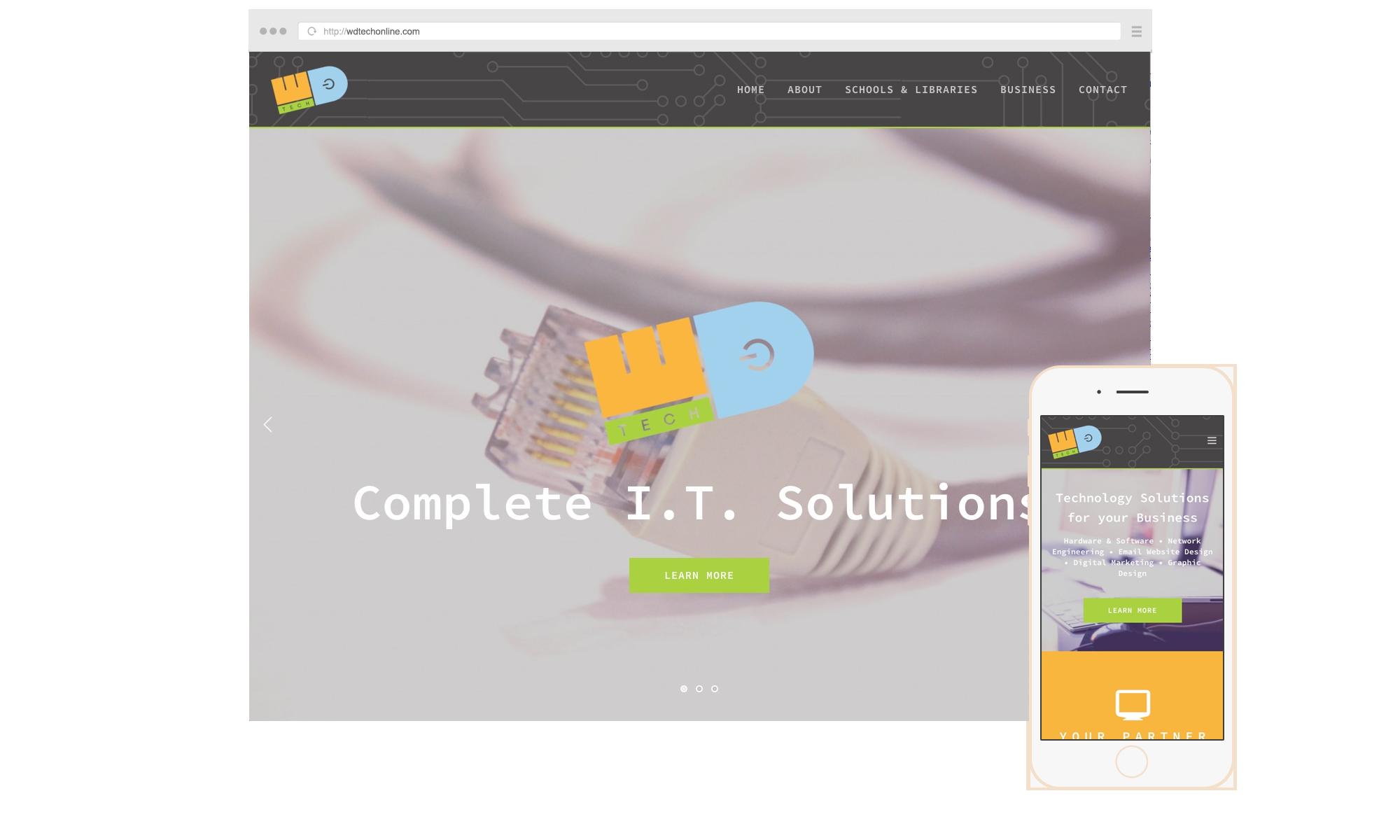WD-Tech-Website