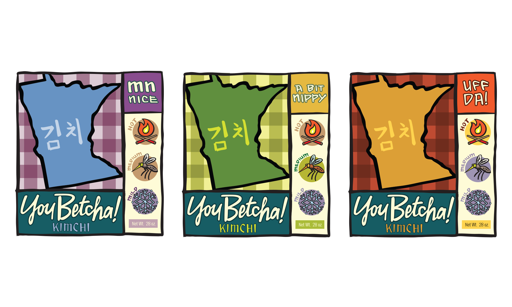 YBK-Flavors